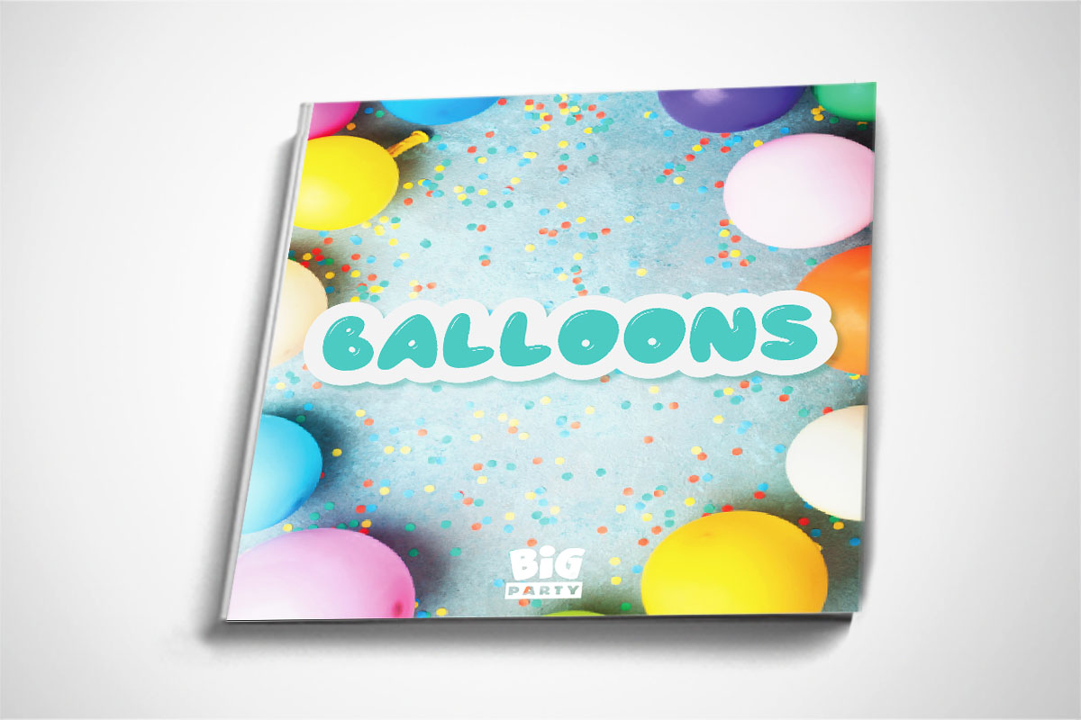Big Party - Balloons